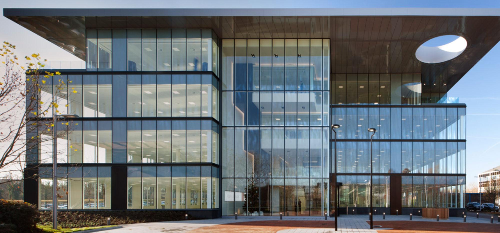 Okna, drzwi, fasady, ścianki - aluminiowe systemy budowlane